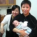 可子和可子媽