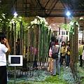 這是賣竹產品的樣子