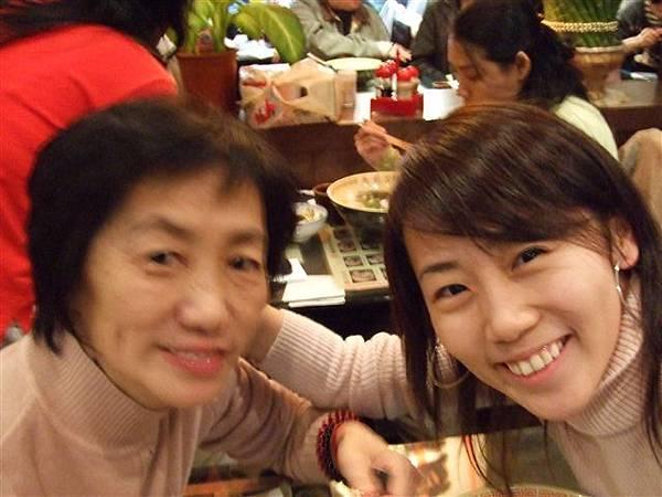 謝謝媽媽~生日快樂呀!!!!