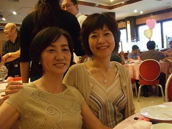 絕得我媽越來越美有沒有~~~呵(還是那是因為愛??哈)