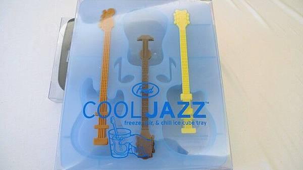 吉他造型的製冰盒
