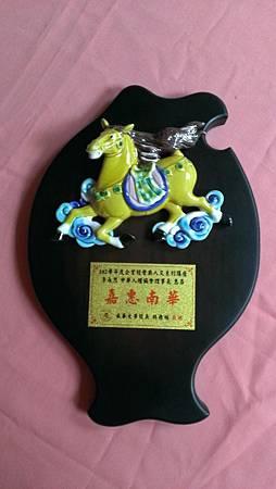 南華大學獎牌