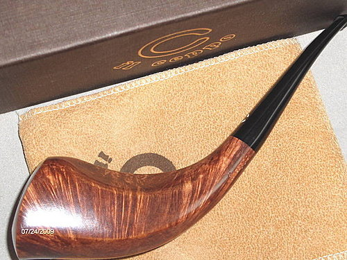 IL Ceppo Huge Freehand Oliphant/Horn pipe 07.jpg