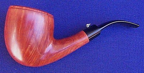 20100331 L'Anatra Unsmoked Dalle Uova D'oro Gigante 000 Pipe 03