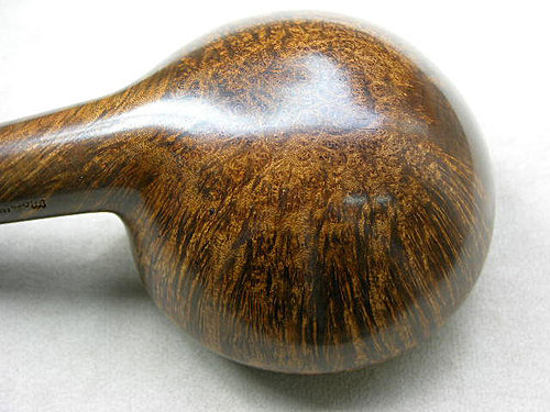 Extra Large Contrast Briar pipe 04