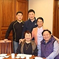 20140111 Reunion lunch c at Taipei 101DingTaiFeng