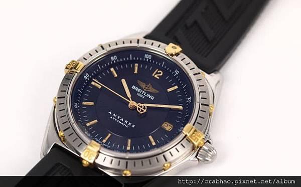 Watches Breitling Antares Watch 1995 E Photos Of Crabhao火雲豪