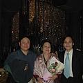 20051208 ERC graduation dinner at Taipei 君悅