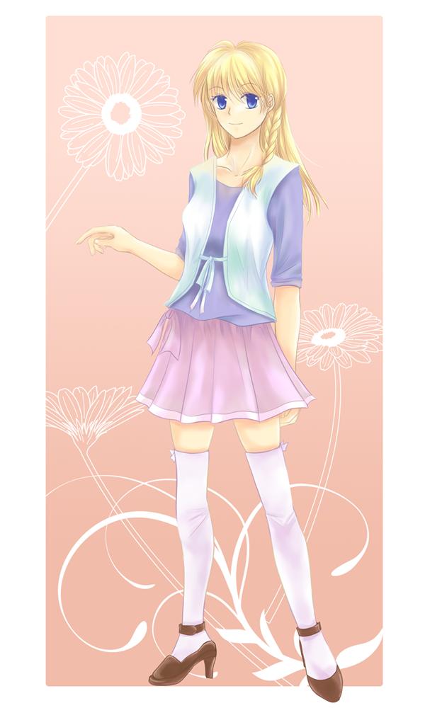 春意少女-1
