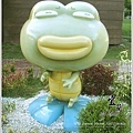 童玩人物---蛙龜
