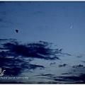 空7---月與鳥