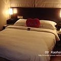 高雄河堤飯店房間