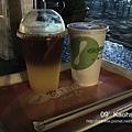 水果茶好喝!奶茶也很不錯