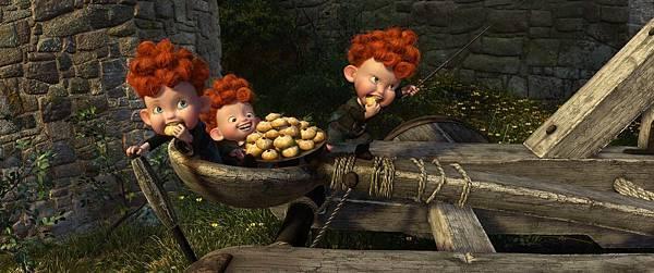 Brave - Triplets