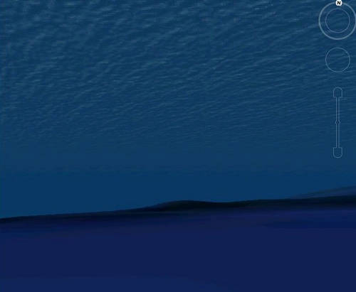 Google_Earth 5.0-潛入海中.jpg