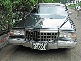 王永慶大事記_「天字第一號」古董車陪伴了王永慶20餘年,是王永慶外出時最具代表的「分身」。.jpg