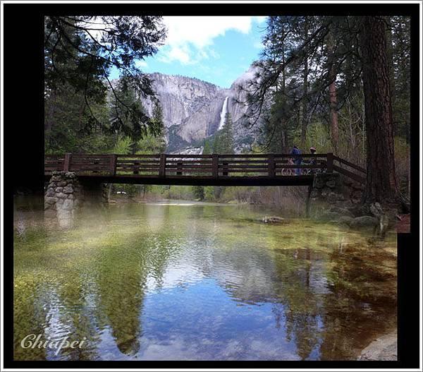 Yosemite Fall & Merced River