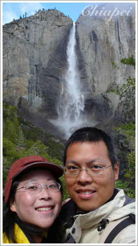Yosemite Upper Fall