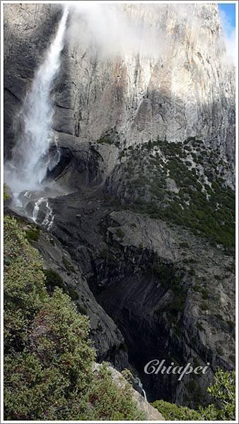 Yosemite Upper & Lower Fall
