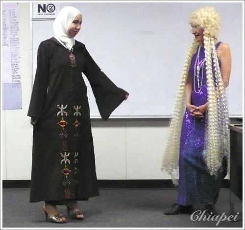 摩洛哥同學