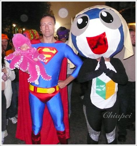Tamama 與超人