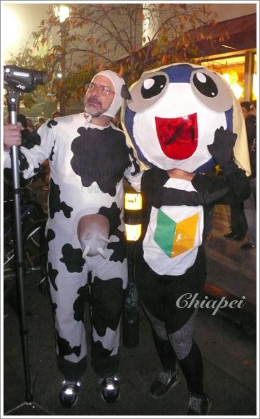 當時我沒注意到乳牛先生的奶子~~
