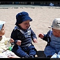 7/27 公園玩沙(Q寶 & Lias: 小宇你在哭什麼?)