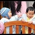 Q寶:「啊小宇哥哥你真愛說笑~」(大嬸上身~)