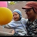 Q寶最愛玩氣球