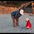 陳小牛開始裝沙