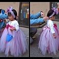 小公主整裝中