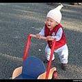 哦哦!Lias來了!我最喜歡他的推車了!