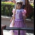 最近很流行的紫色長髮公主~