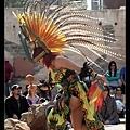 看印地安舞蹈表演