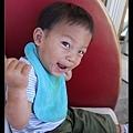 Q寶一直坐馬車也很高興