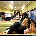 火車車廂變身的麥當勞