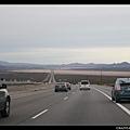 跨過 Nevada Siera 了