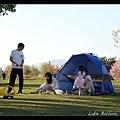 春天的公園野餐真是愉快