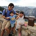 父子與 Yosemite Falls