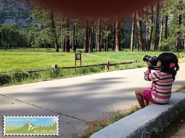 陳小牛練習用單眼相機