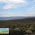 從 vista point 看 Mono Lake