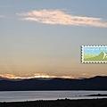 清晨5:40的 Mono Lake