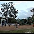可以看飛機的playground