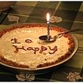 Surprise! 老頭的生日蛋糕