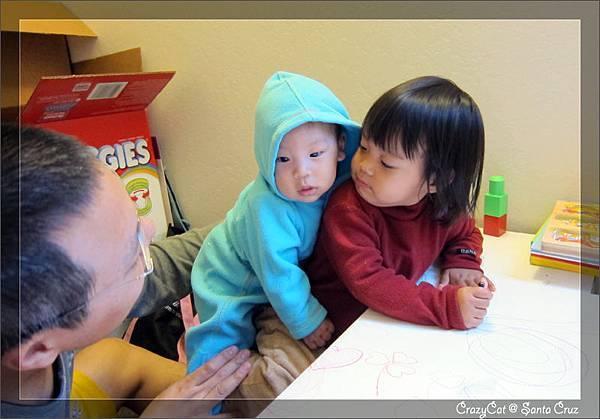 4/20 陳小牛:「弟弟你要抓好喔」