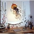 畫家的工作桌