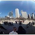 從大豆子看芝加哥建築