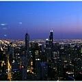 芝加哥夜景