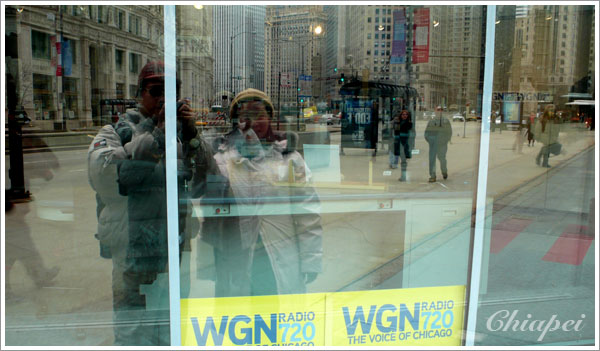 「芝加哥之聲」廣播電台