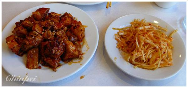 晚餐吃『老四川』